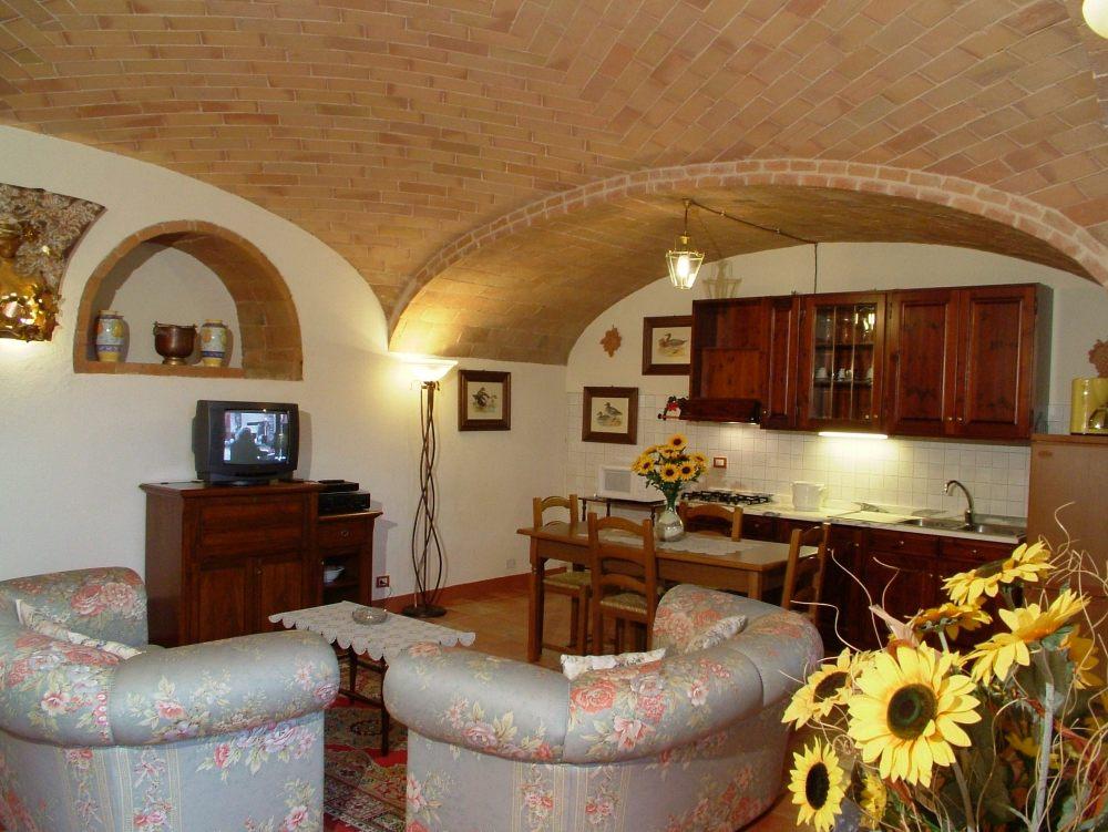 Arco Tra Cucina E Soggiorno. Great Arco Tra Soggiorno E Cucina ...