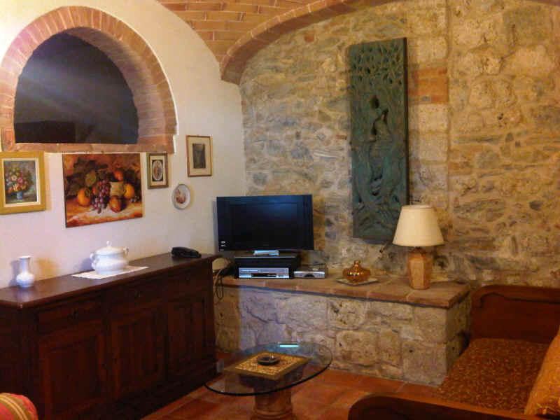 Arco Cucina Soggiorno: Salone.